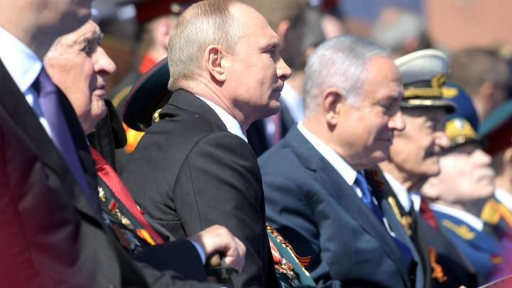 Притесненный ветеран рассказал, как Вучич и Нетаньяху не «высовывались» на параде в Москве