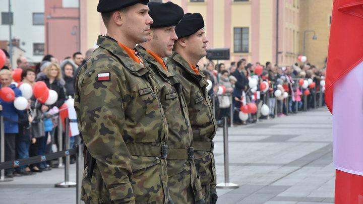 Войско польское пригрозило потенциальному агрессору пятью дивизионами гаубиц Krab