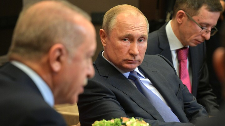 Судьбоносные решения: Путина рассказал, о чём они договорились с Эрдоганом за 6 часов