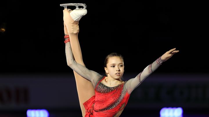 Вот потому вводят санкции!: Россия взяла все призовые места в финале Гран-при в Турине