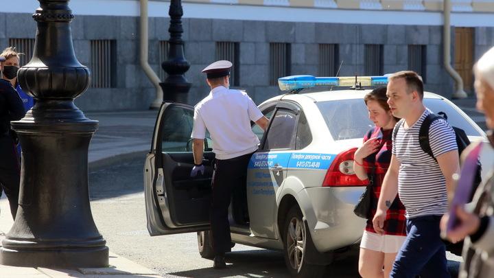 Движение в центре Петербурга ограничат съёмки фильма Откройте, полиция!