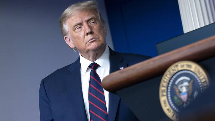 Партия сказала Трампу да. Президент США поборется за второй срок