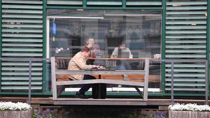 В Ростове предложили ввести QR-коды для допуска в кафе по примеру Москвы
