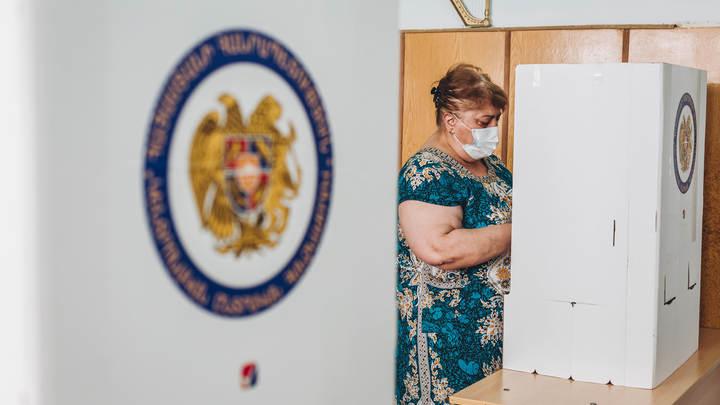 Армения решила свою судьбу - выборы закончились