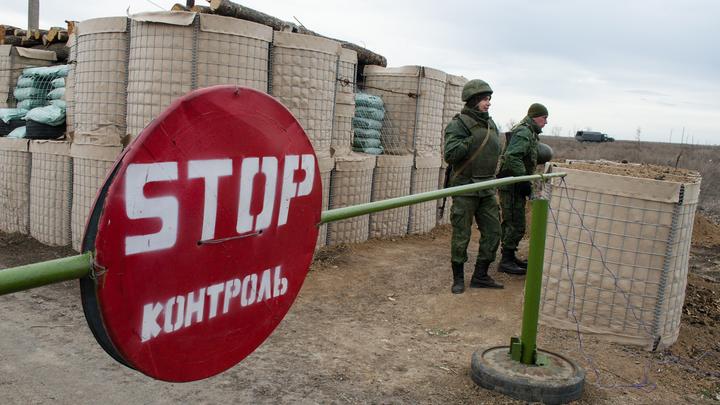 Они уж не настолько идиоты. Хотя...: Корнилов о возможной реакции Киева на закон о границе ДНР