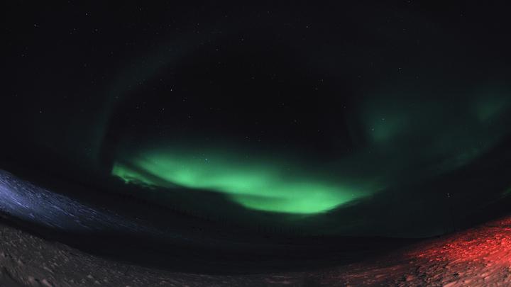 Ученые впервые установили источник утренних северных сияний
