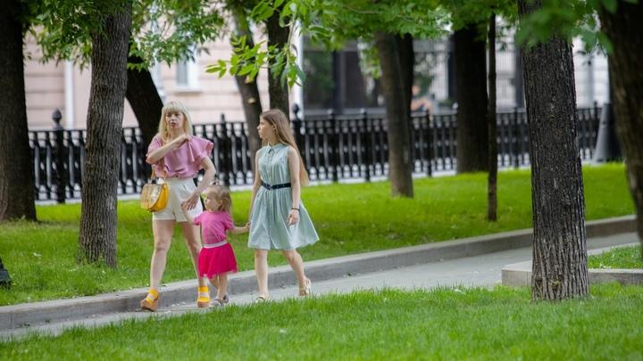 Синоптики рассказали, когда жара пойдет на спад в Челябинской области