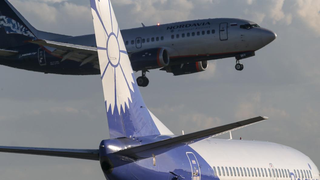 Рейсы Москва-Орск будут обслуживаться авиакомпанией «Нордавиа»