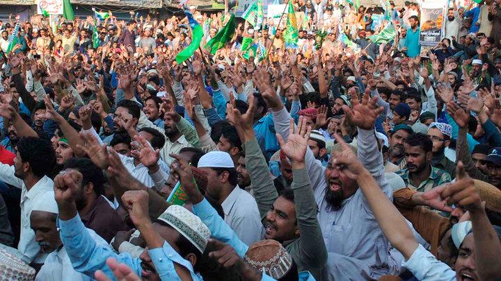 Новая горячая точка – Пакистан