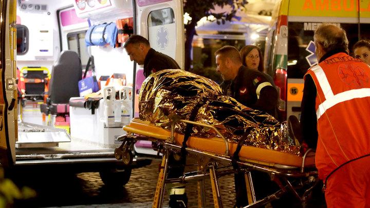 Болельщик: Скорая в Риме приехала через 40 минут, подготовка спасателей – два балла