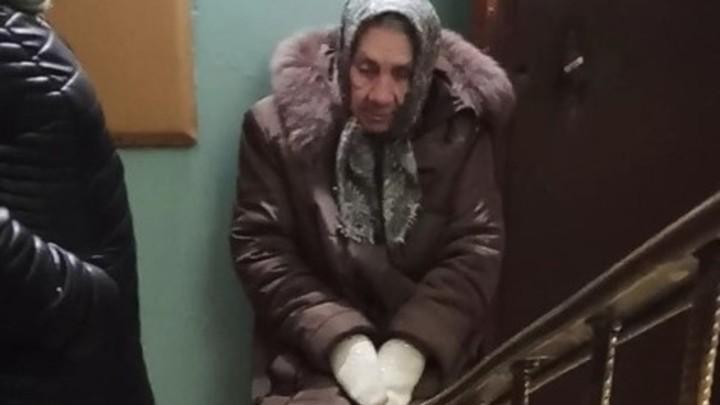 82-летняя жительница Кохмы провела на морозе около четырех часов