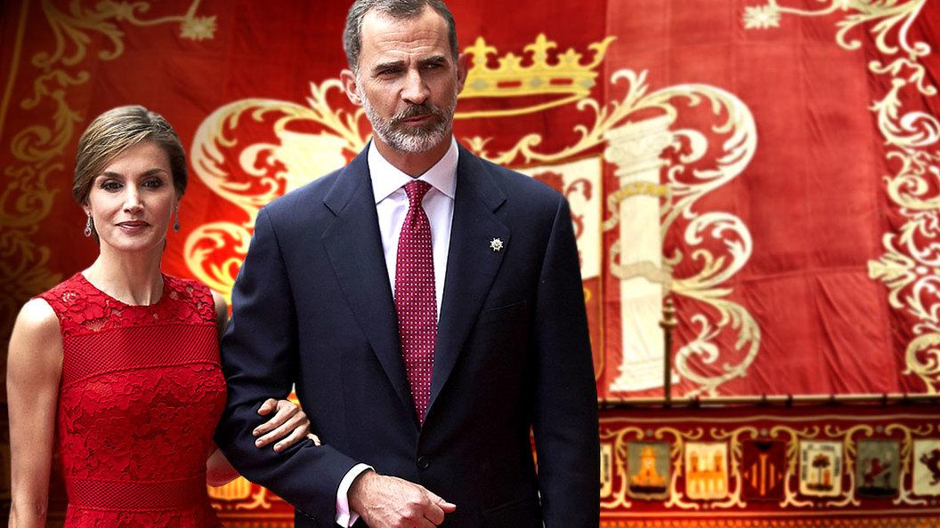 Испанцы встали на защиту монархии