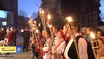 В Болгарии националисты устроили марш в память о генерале-антисемите