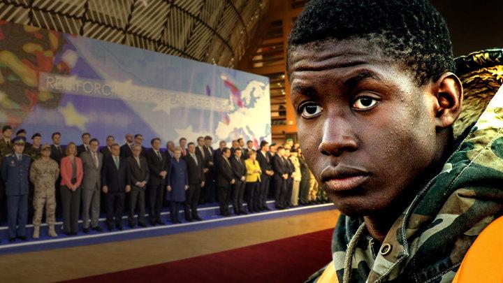 Евросоюз раскололся из-за мигрантов