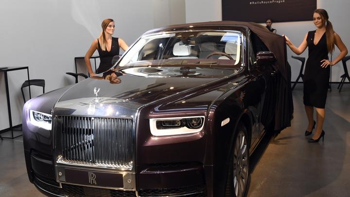 Разбившему чужой Rolls-Royce челябинцу придётся продать всё и стать банкротом