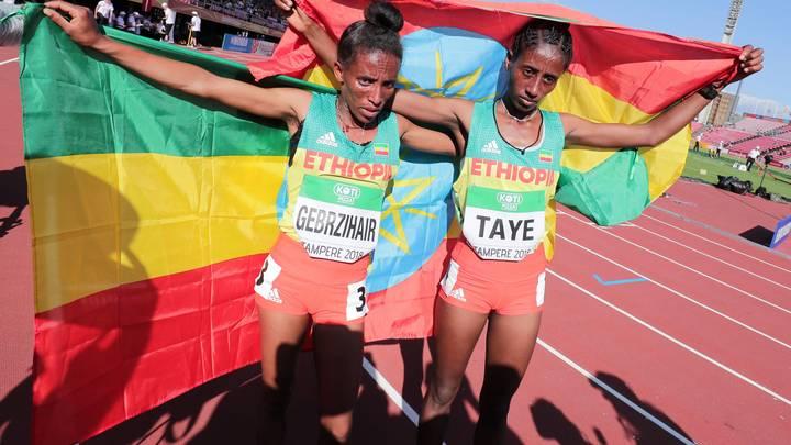 Эфиопия послала на юношеский турнир бабу-ягу