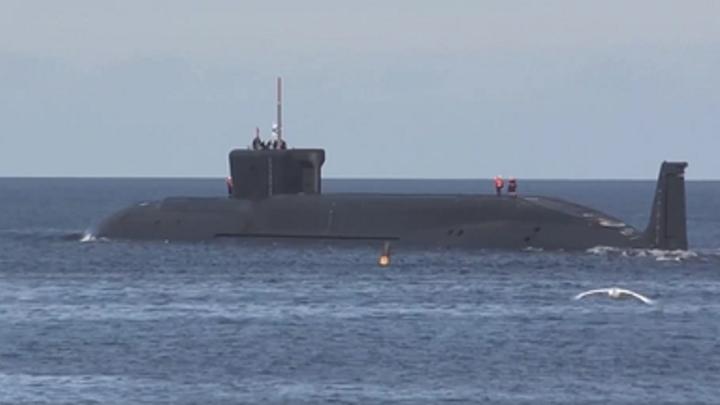 В радиоактивный пепел - меньше чем за 30 минут: NI назвал российские подлодки, способные уничтожить мир за полчаса