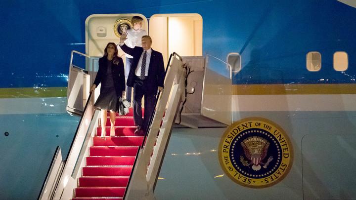 Жена поставила на место Дональда Трампа во Флориде
