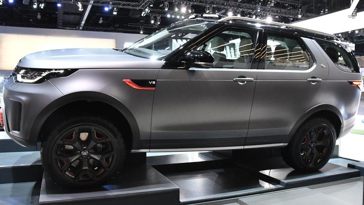 Land Rover строит наполеоновские планы по выпуску электрических внедорожников