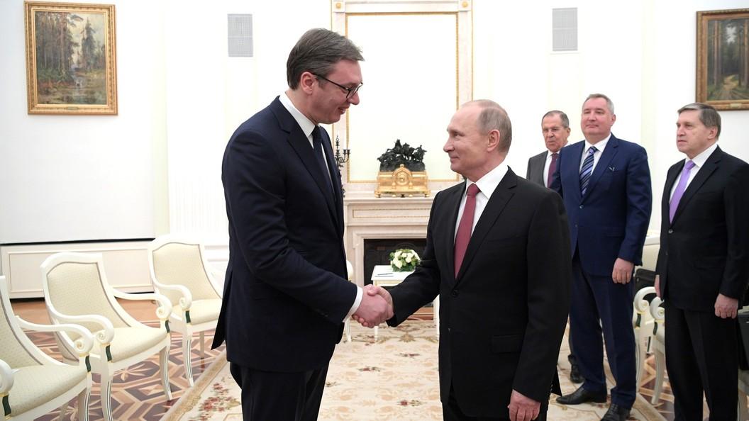 В Косово испугались России-посредникаи просят помощи у США