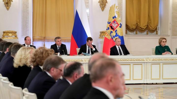 Число мигалок в администрации президента России выросло до 23 единиц