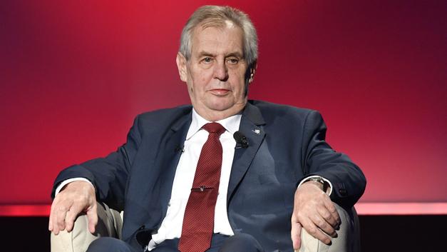 Главный критик Евросоюза и Украины победил на выборах президента Чехии