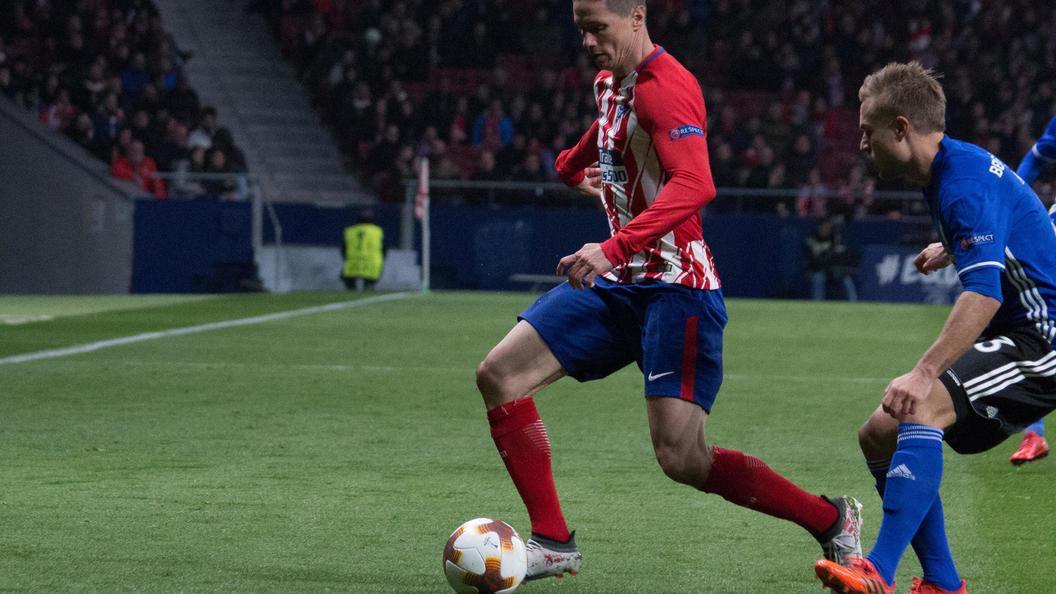 Торрес больше не будет играть за Атлетико