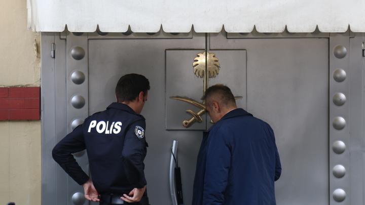 Полиция Турции наведалась с обыском в консульство Саудовской Аравии