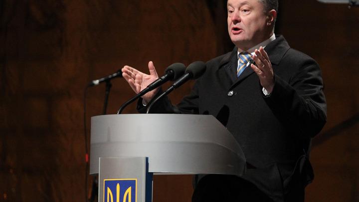 Порошенко принял закон о системном разминировании Донбасса
