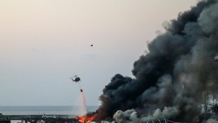 Что ждёт виновных? Ливанский премьер дал обещание нации после взрыва в Бейруте