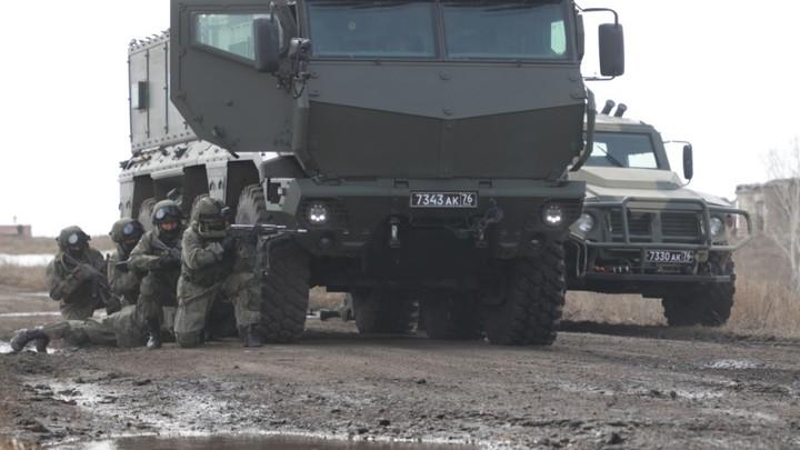 Россия застала разведку США врасплох своей победой на Кавказе