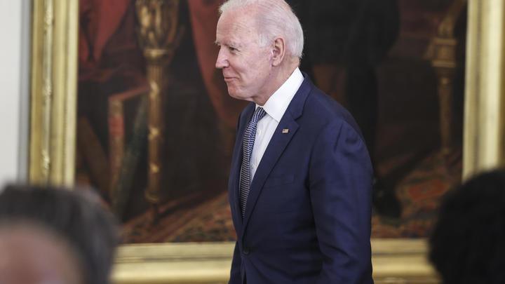 Чёрная метка для Путина: тайну подарка Байдена раскрыл кандидат наук