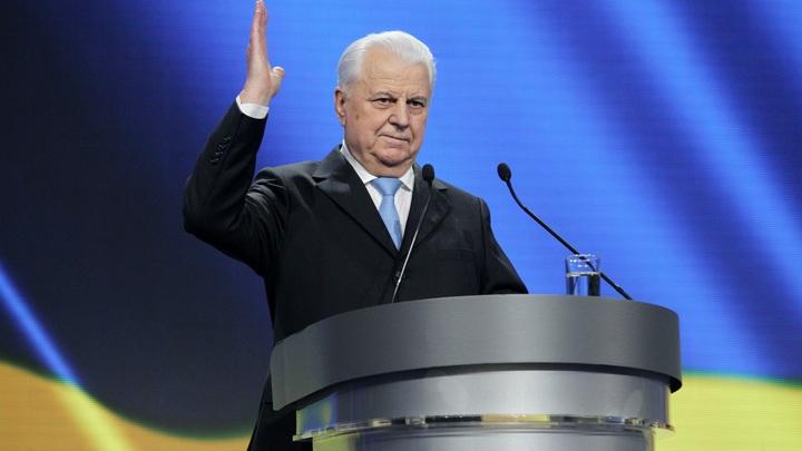 Кравчук проговорился: Украина не хотела принимать Крым
