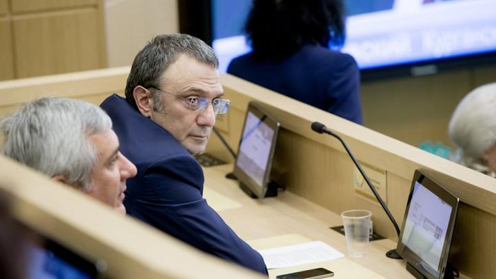Совфед попросит Францию разрешить Керимову встретить Новый год на родине