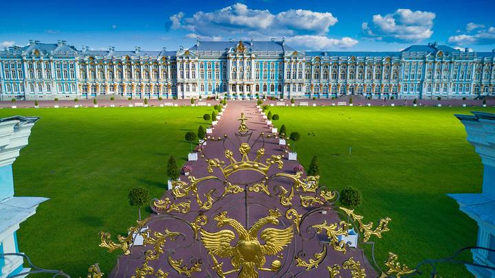 Екатерининский дворец в Санкт-Петербурге: стоимость билетов 2021, режим работы и экскурсии