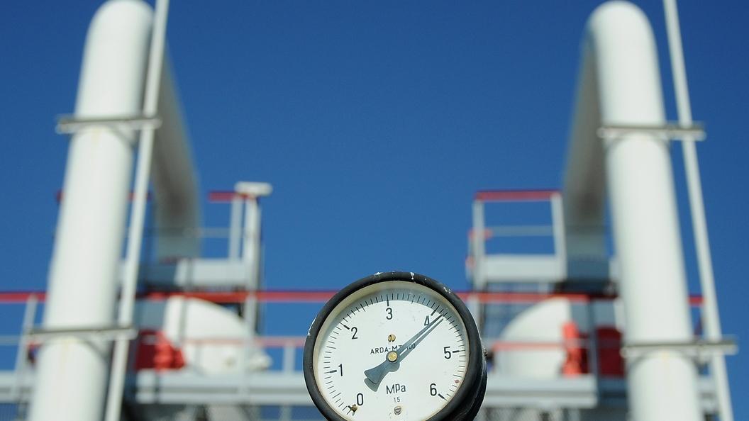 Украина сказала онаращивании импорта газа изЕвропы на95,8 процентов