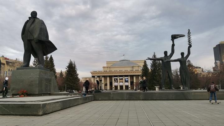 Аномальное похолодание надвигается на Новосибирскую область