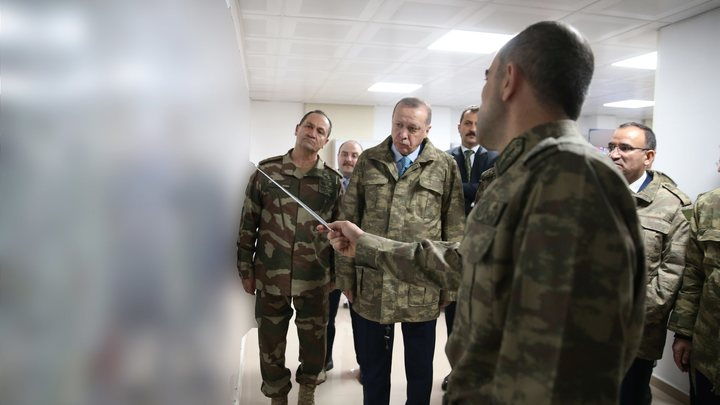 Эрдоган накрылся российскими Панцирями