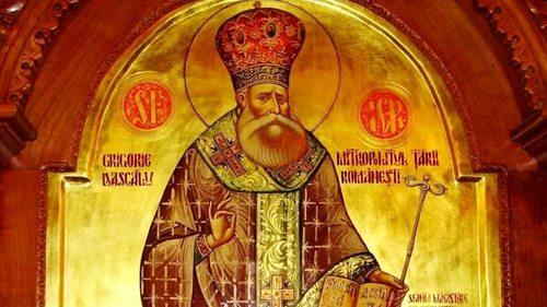 Святитель Григорий Валашский