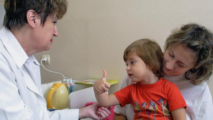В столице возьмутся за лечение тяжелобольных детей из Симферополя