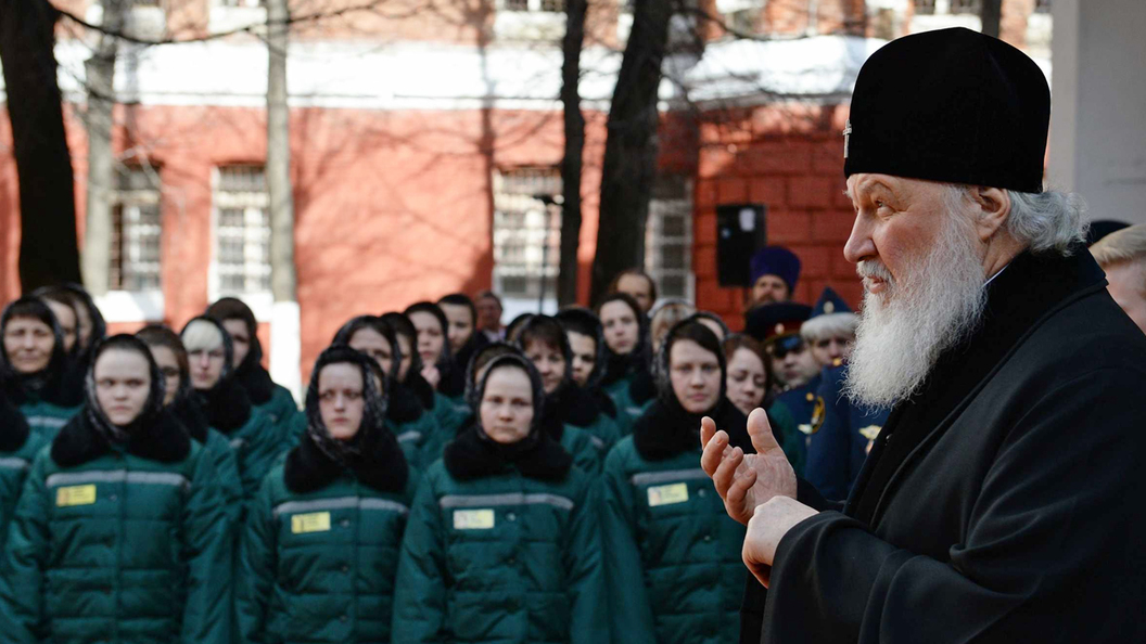 Пасха в Бутырке: Тюремное служение Русской Православной Церкви