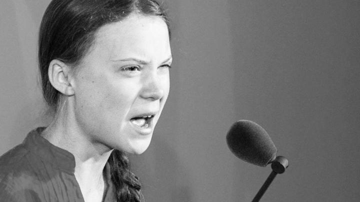 Разрушенное детство Греты навело социальные службы Швеции на подозрения