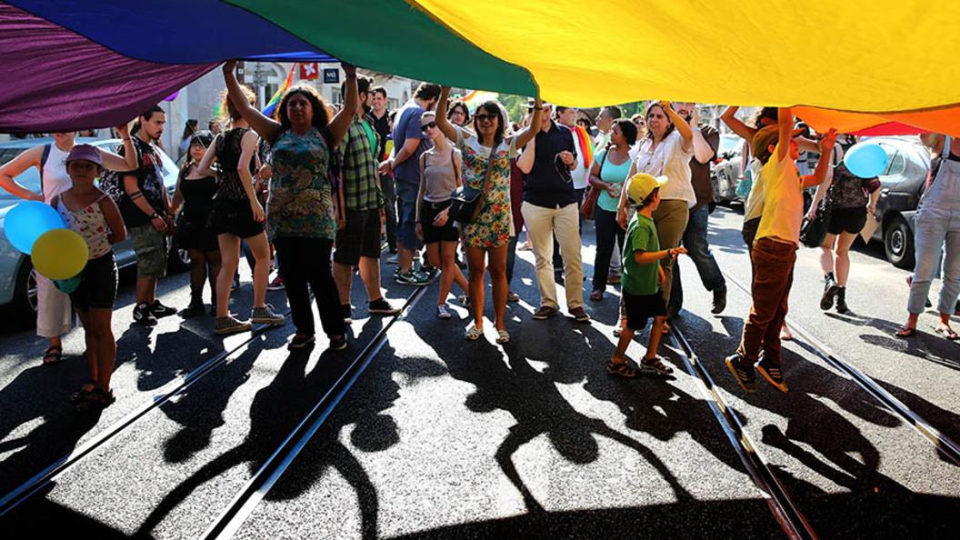 Присутствие премьер-министра Норвегии на гей-параде не сделало его более популярным у населения