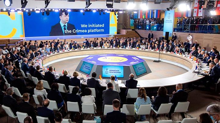 Политические проститутки. Как и почему Россия накажет участников Крымской платформы