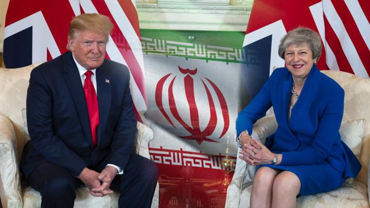 «Англичанка гадит» Ирану, а заодно Евросоюзу