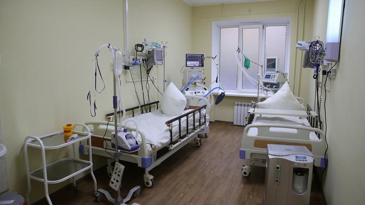 Свыше трёхсот дополнительных коек развернут в ковидных госпиталях Ростовской области