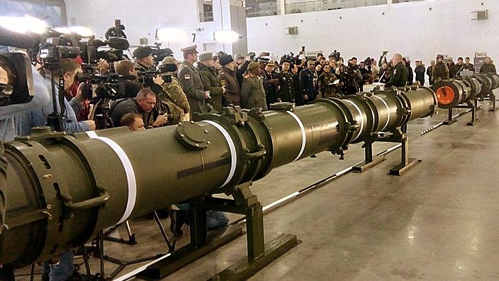 Презентация ракеты 9М729: Россия метнула бисер перед свиньями