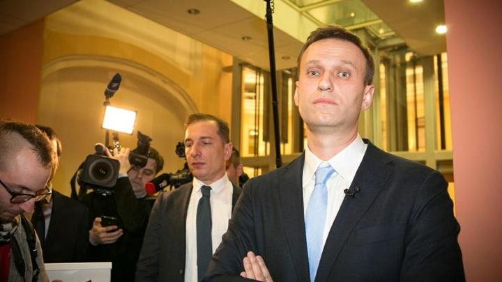 Навальный назвал провокацией согласование его акции протеста в Москве и отказался ее проводить