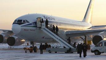 Телефонные террористы заминировали аэропорт в Красноярске
