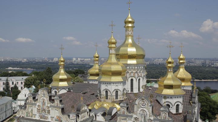 Русские православные помогли Киево-Печерской лавре, несмотря на истерику Киева
